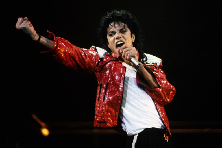 If you could go to any concert (dead or alive) who would you see and who would you take with you? - Michael Jackson. I'd take my dad.