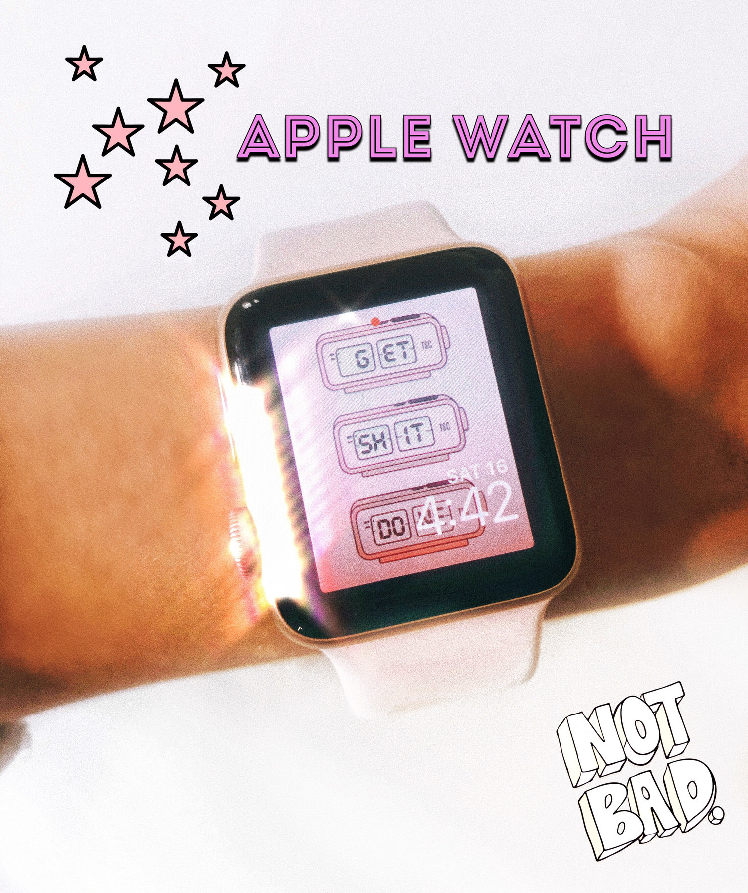 How The Apple Watch Changed My Life — You Can't Sit With ME