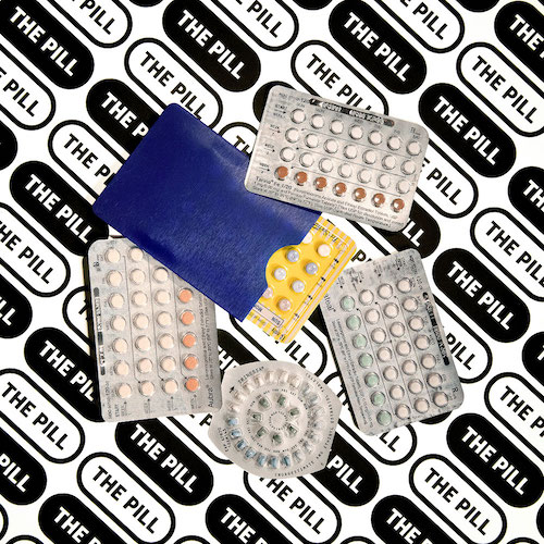 the pill - The pill is a type of birth control you take each day at the same time. There are lots of different pills out there. It's really important to take it at the same time, EVERY DAY. If you miss even one day you could get pregnant.