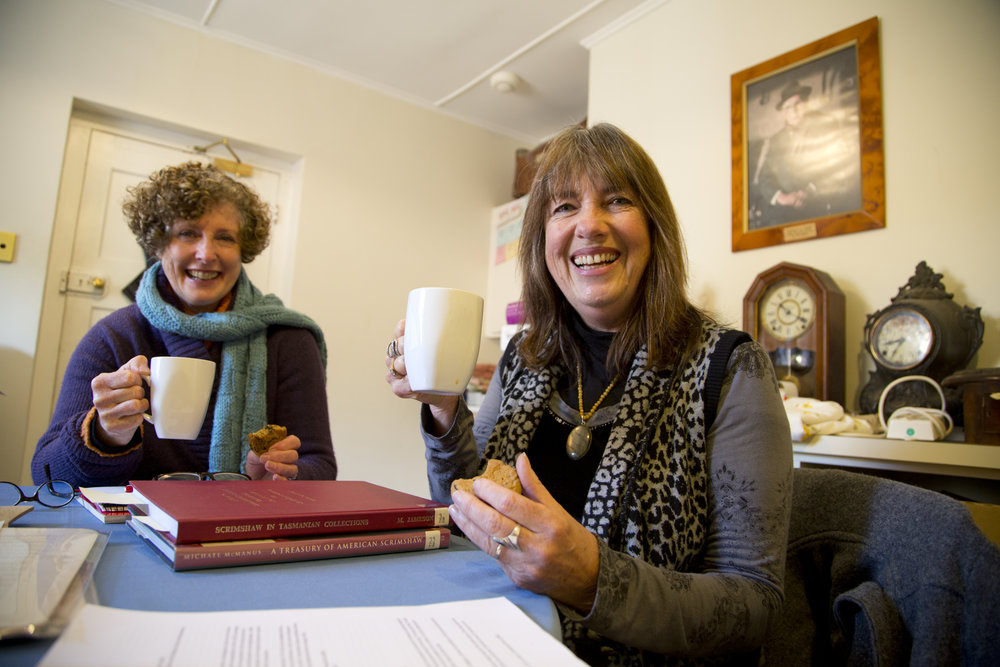 Volunteers Pam Shepherd & Jan Jeffries .jpg