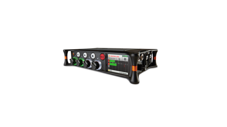 Sound Devices Mix-Pre 6 - 6-track digital recorder