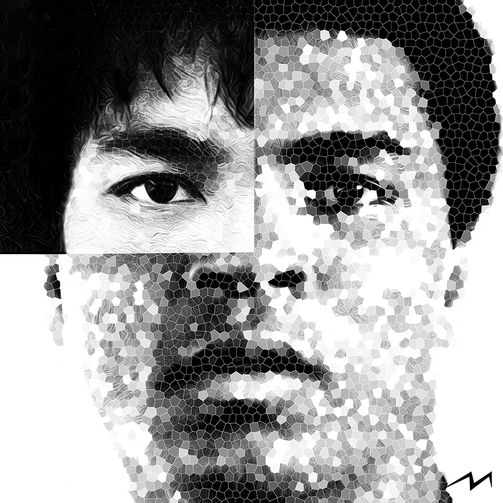This piece was inspired by a question … Muhammad Ali and Bruce Lee … Two of the greatest fighters in history … Who would win in a fight ?
