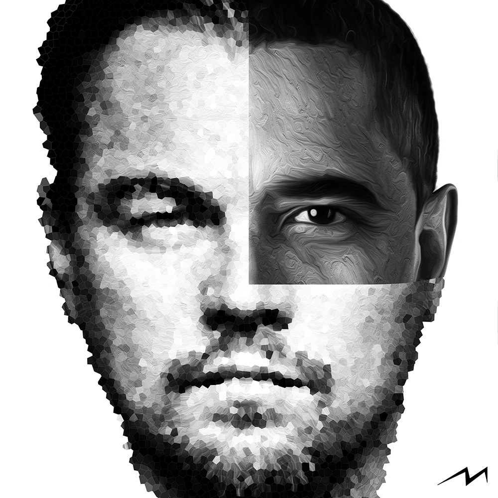 This piece was inspired by a question … DiCaprio and Obama … Two of the most influential environmentalists … Whose influence will have the most effect towards saving the planet ?