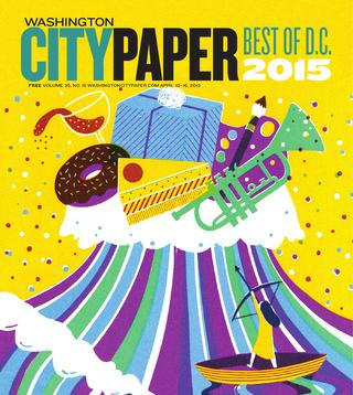 Best Skincare Miracle - City Paper 2015
