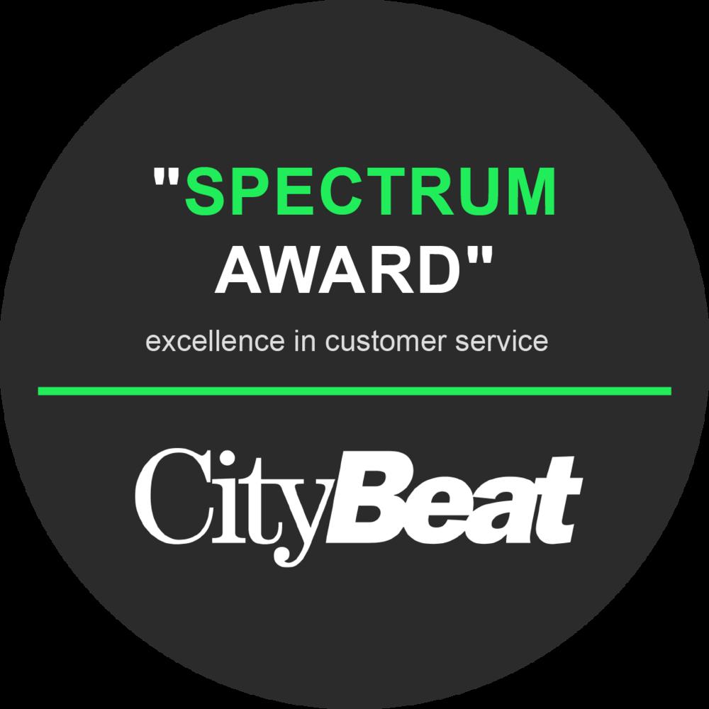 """""""Spectrum Award"""""""