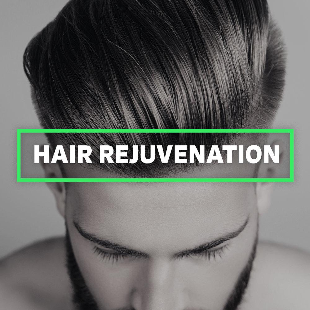 Hair Rejuvenation at Hela Medical Spa Washington DC
