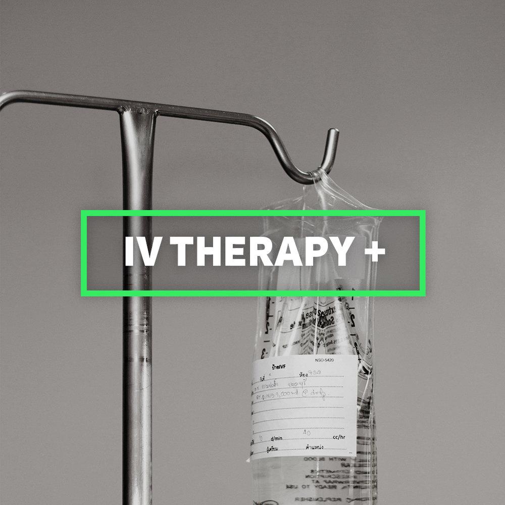 IV Therapy at Hela Medical Spa Washington DC