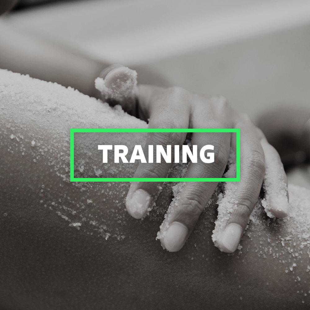 Training at Hela Medical Spa Washington DC