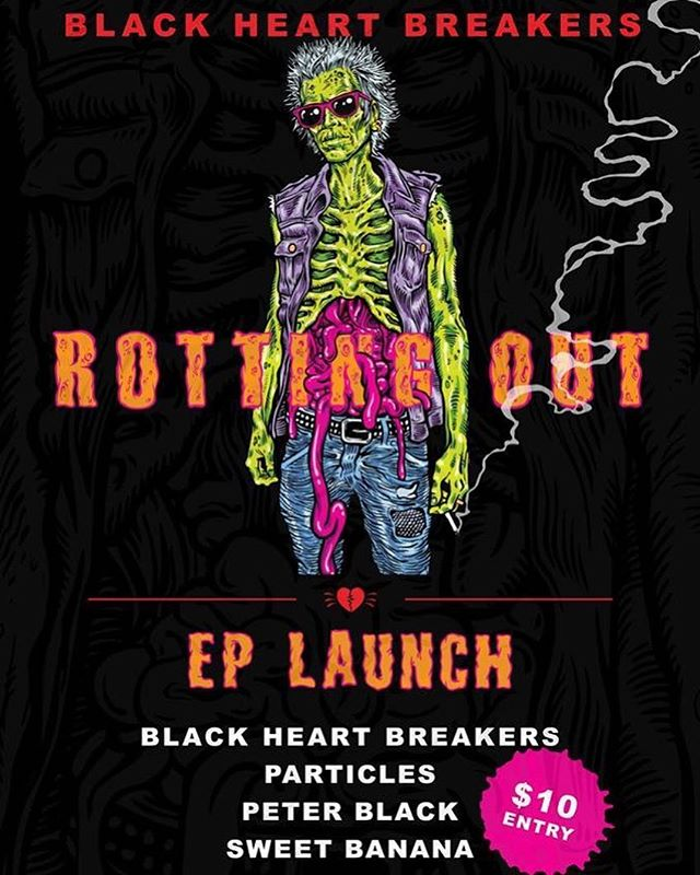 Let hit it. Final show of the year @valvebar 28/12 with @blackheartbreakers @particlesmusic @peterblackieblack