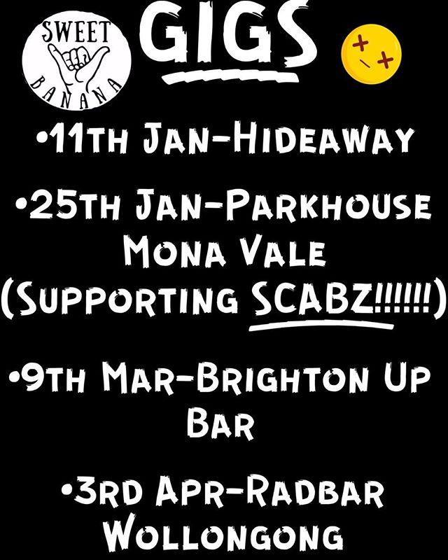 GIGS!!!! .  #gigs #footfetishnation #vagina #yeet #sydney #music  #punk #pissonme