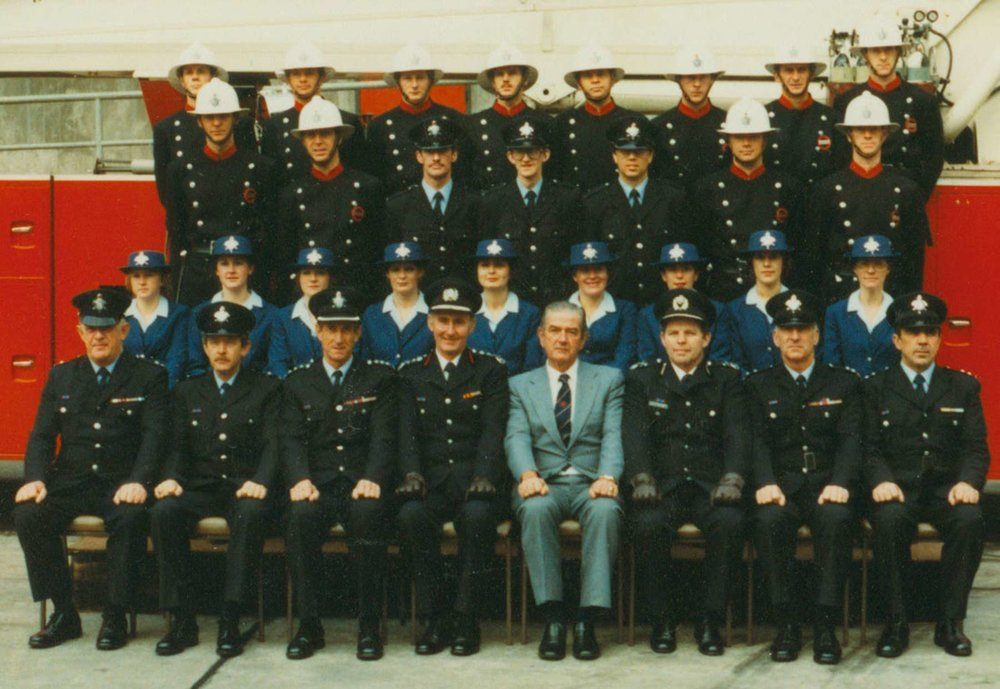On 2 May 1983, Recruit Communications Operators Course No. 1 commenced an eight-week training course. Graduating in June 1983, this first course included three men and nine women – the first operational women in MFB history.