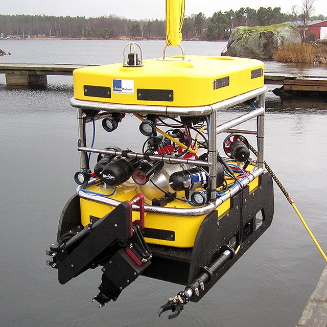 Ocean Modules V8 L3000 Offshore