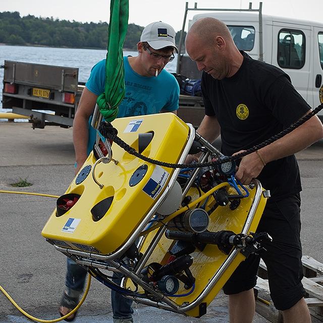 Ocean Modules V8 M500 Intervention