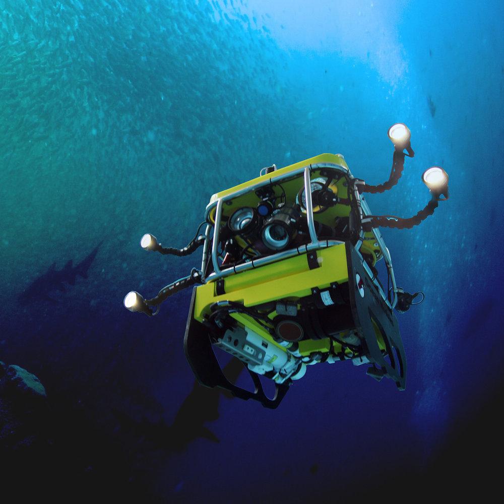 V8 L3000 Offshore Sea Drones