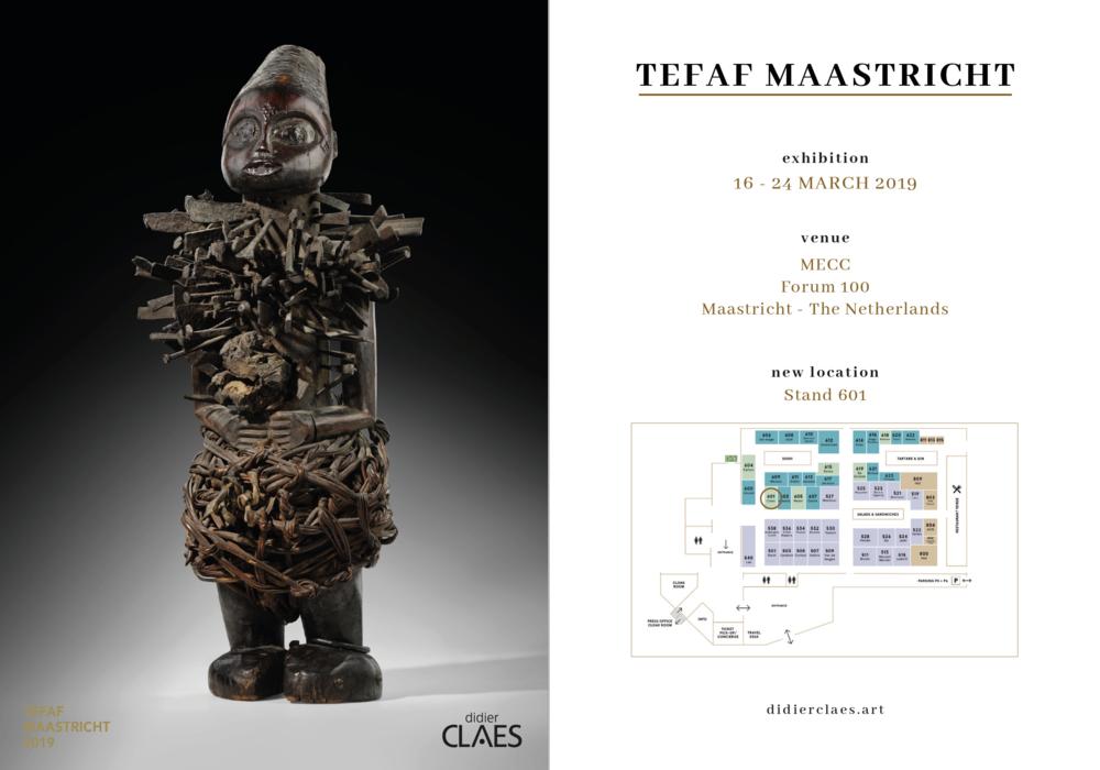 Masque Mbunda. Copyright : Design Jessica Quarato for Didier Claes