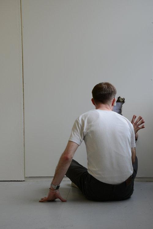 dylan meade scott hopper dual piece performance installation 4