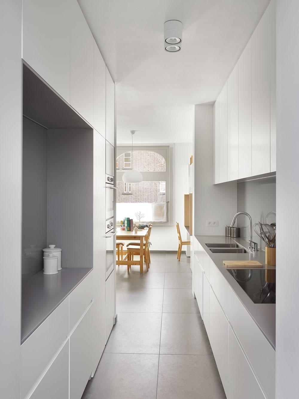 Woning D. L. Interieur Keuken