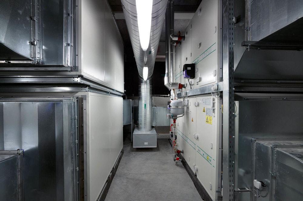 Schietstand Technieken HVAC