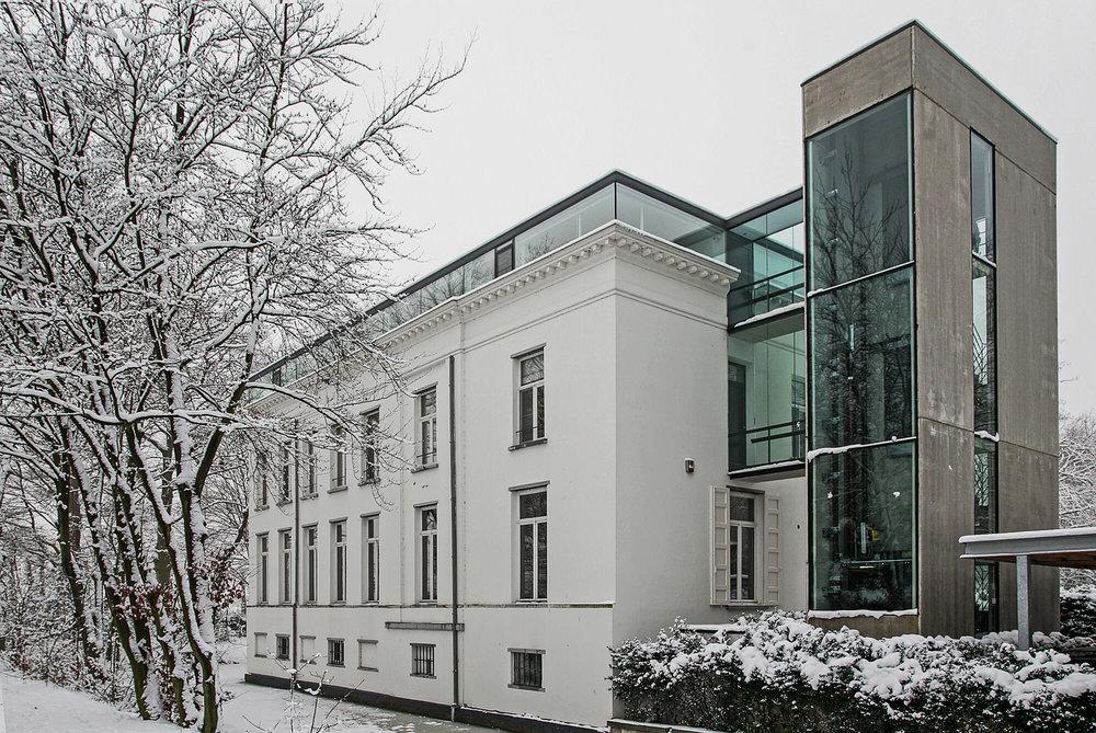 KASTEEL WITHOF - RESTAURATIE & RENOVATIE VAN KASTEEL, KOETSHUIS & KAPEL