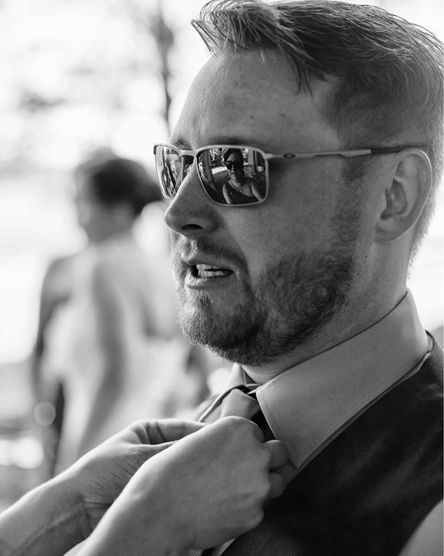 Groom time! #weddingphotography #weddingphotojournalist #groom#almostmarried#groomstyle#ottawaweddingphotographer #ottawaweddingplanner#junebugwedding@ottawaweddingvendors#ottawaengaged#blackandwhitephotography
