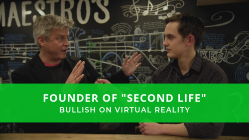 Interview] Founder of $600M Virtual Economy Bets on VR — So Profit