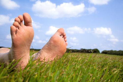 podiatrist-treats-sweaty-feet-in-nyc