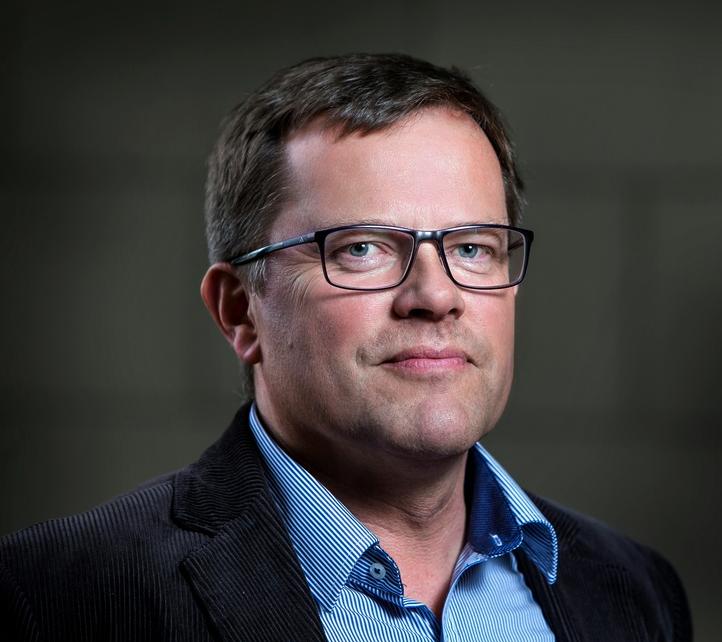 Einar Mäntylä  Meðstofnandi ORF Líftækni hf. og starfsmaður Auðnu - tæknitorgs