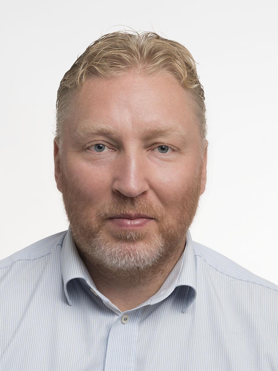 Orri Björnsson  Forstjóri Algalíf Iceland