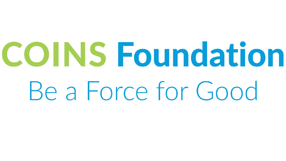 COINS Foundation   is the not for profit organisation of the COINS Group . Founded in 2008, we use enterprise to address issues of social justice and influence others to use the power of business to create a better and more sustainable future. Working alongsideourpartners, we also work to change people's perceptions about poverty, disability and injustice.