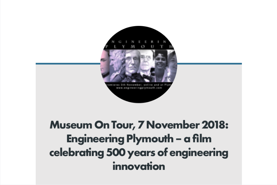 THE BOX, PLYMOUTH FEATURE - 7 Nov 2018Thanks to The Box, Plymouth for their web article about their role in Engineering Plymouth posted today.The team at Wind & Foster worked closely with The Box throughout the filming process, with members of staff from their curatorial, business support and marketing teams providing a range of support. This included access to the collections and archives, digitisation and photography of content, as well as undertaking complex image and film licensing, script editing and advice.We were incredibly fortunate to have the expertise of staff at The Box work alongside us. Read the full blog here.