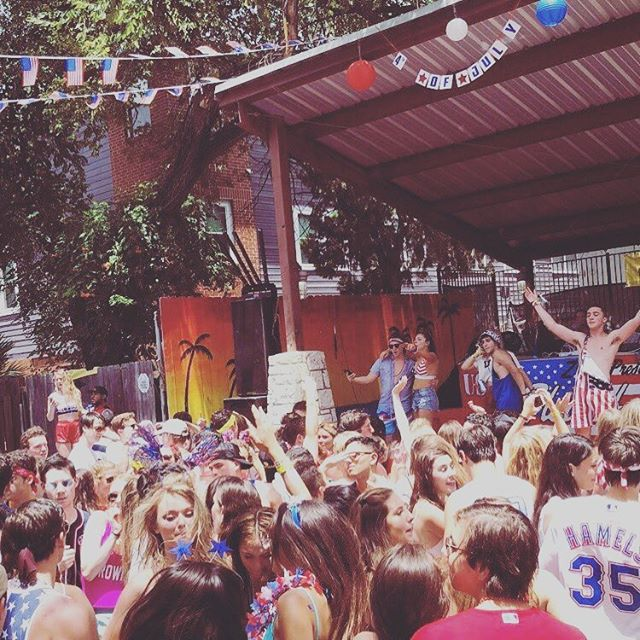 Flop of July was a time! Wishing everyone a happy July 4th and see you back in the fall ☀️🎆 #ZBT #Flop