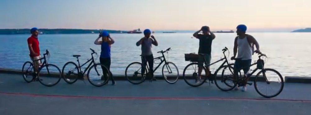 Bike Rental Vancouver Waterfront