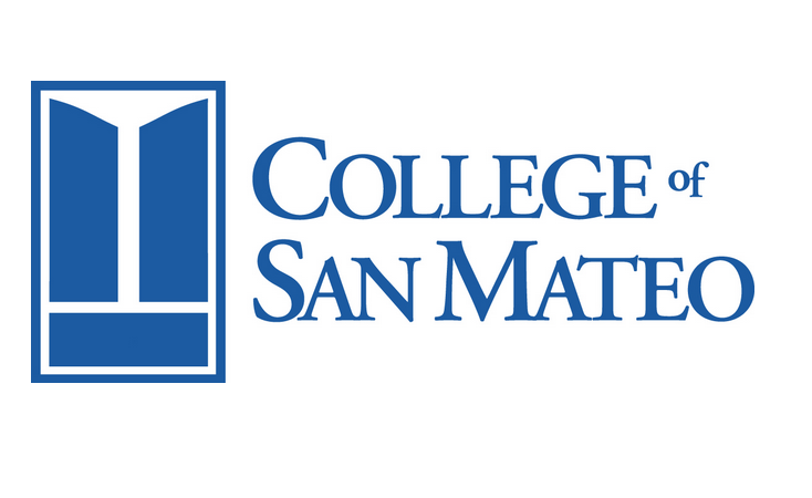 Penny Kostaras Wise Student College of San Mateo Logo.png