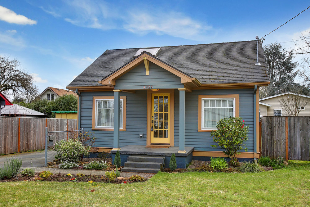 4326 NE Alberta St.<strong>SOLD</strong>