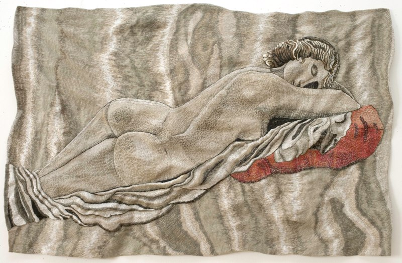 Mixed Messages (from the Sleeping Hermaphrodite)