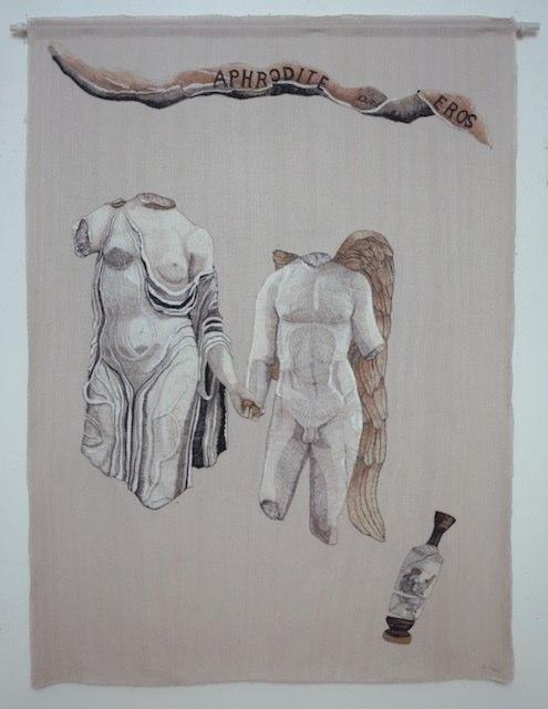 Aphrodite and Eros