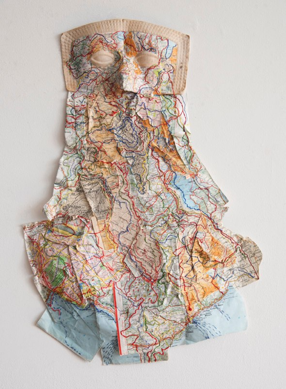 Remembering the Pleasure and Frustrations of Mapping a Journey