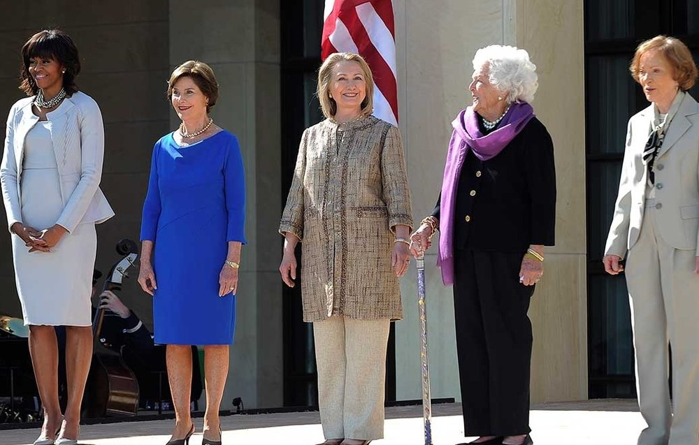 FALL 2018    POL 286: America's First Ladies   This seminar explores American first ladies as political and social actors. Our primary question is: what does American history and politics look like when told through the stories of women with great access to power but with little formal power of their own. We will trace the evolution of the role of First Lady and explore how individual women who have played this role have understood it and adapted it.