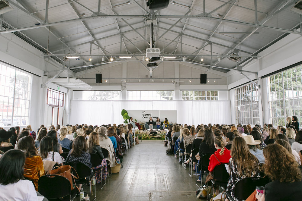 "Vogue | At a New Conference for ""Momtrepreneurs,"" It's About So Much More Than Pumping"