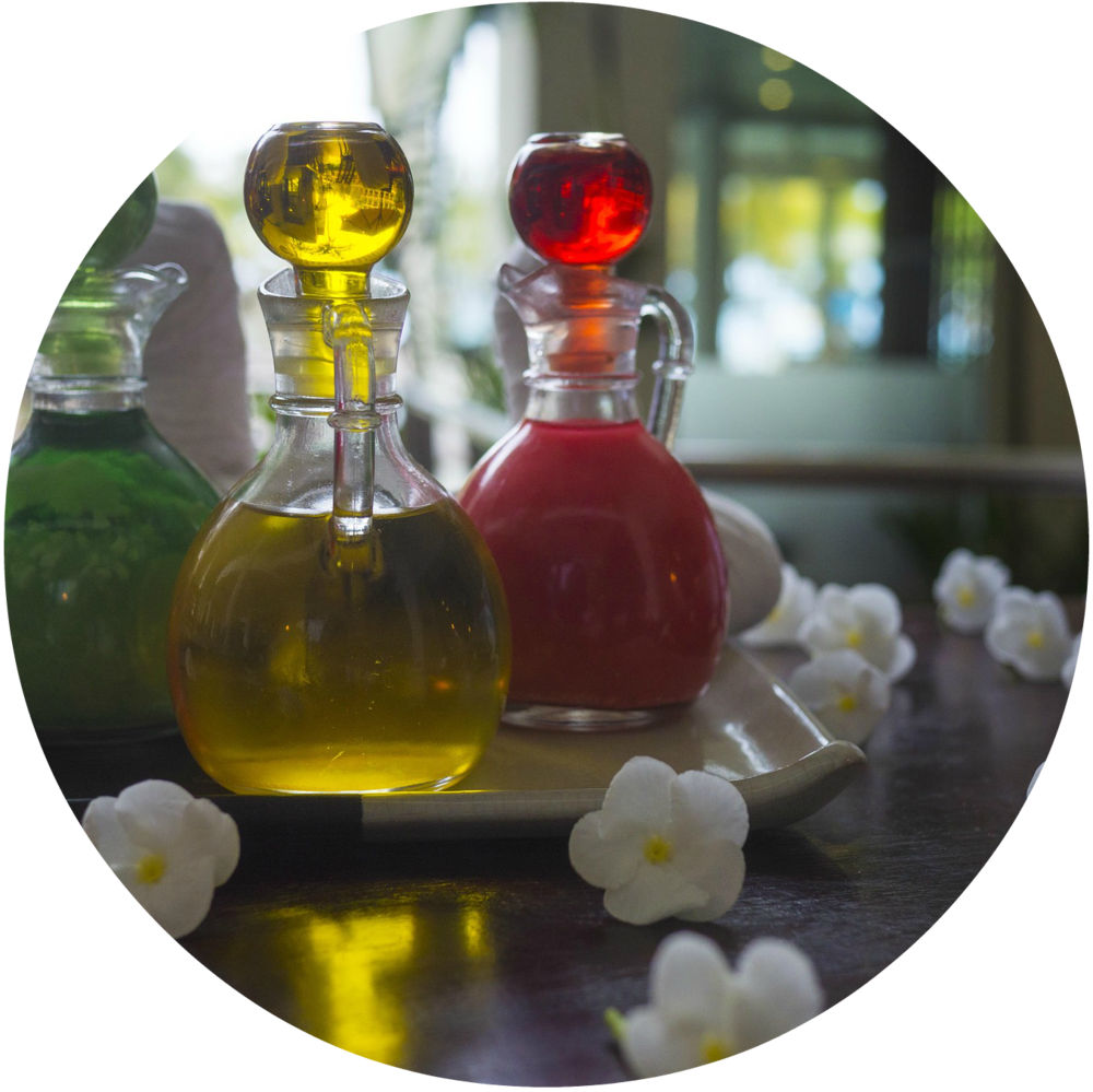 """HOLISTIC  Gain insight to Ayurvedic inspired treatments with organic ingredients and being """"green"""" in the spa."""