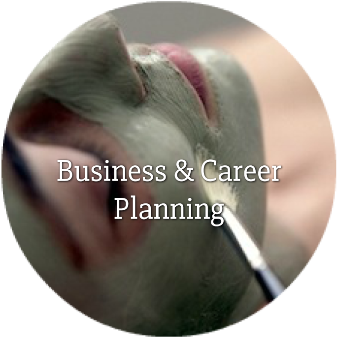 Instructors will work with students on career planning, resume writing, searching for jobs, interview preparation, selling products and treatments, mastering the client experience, and building client loyalty