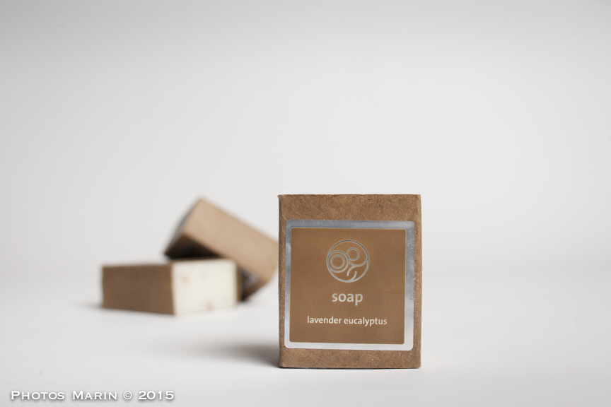 Copy of Copy of Cavallo Point Signature Lavender Eucalyptus Bar Soap