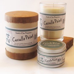 You may also like: - Scents of San Francisco Cavallo Point Candle