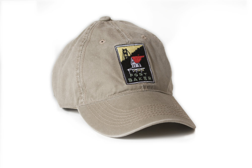 You may also like: - Fort Baker Baseball Cap