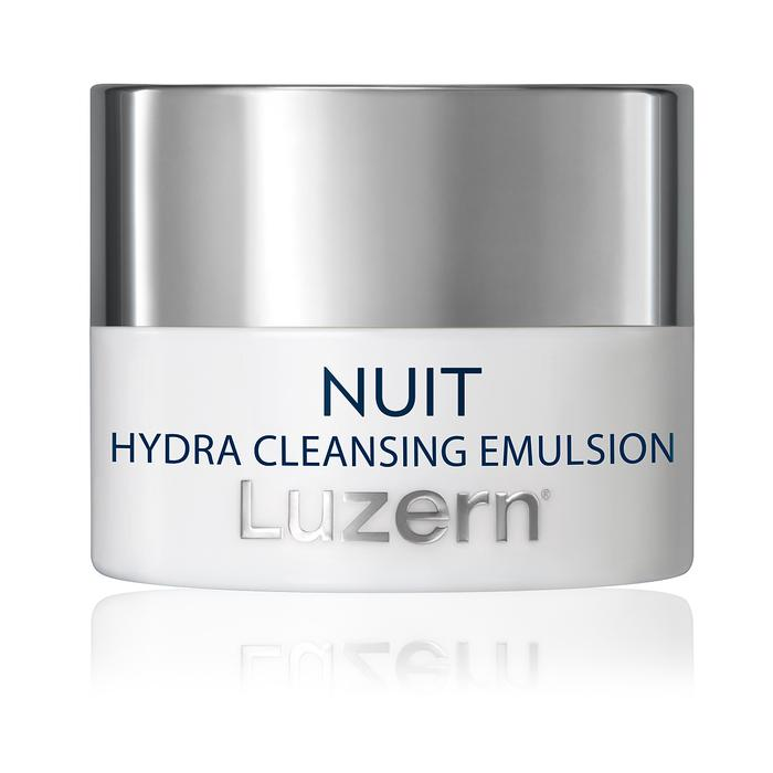 You may also like: - Luzern Nuit Hydra Cleansing Emulsion