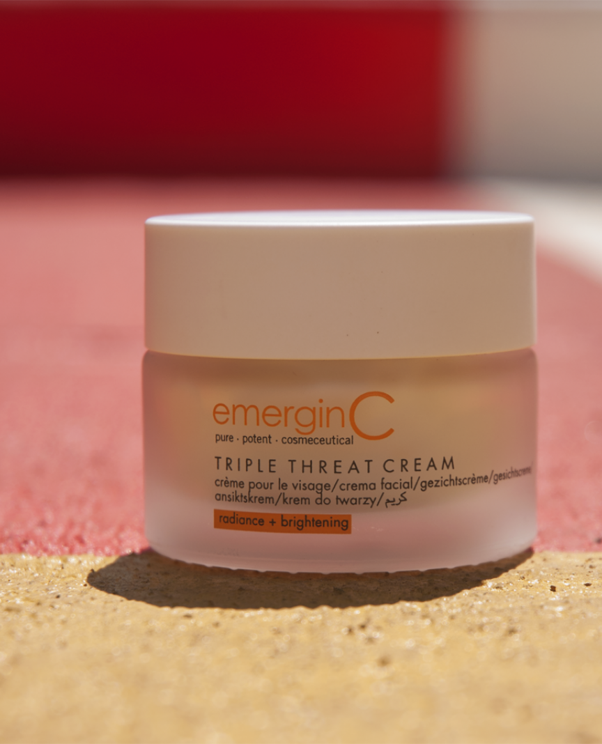 You may also like - emerginC triple threat cream