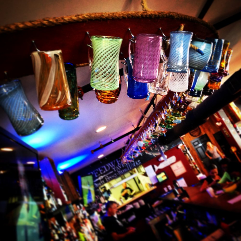 "The Speedwell Tavern -  is a dedication to craft beer, a good cocktail and comfort food done right in a laid back and casual atmosphere. We offer 24 quality beers on draft, over 20 flavors of chicken wings, serve delicious all Angus beef specialty burgers, feature unique and creative dishes, all by a friendly and knowledgeable staff. The tavern also features live music and special events.The Speedwell Tavern is our idea of a great place to relax, have fun, and find something new every time you visit. Because, It's all about making friends out of ""Strangers"" We hope to see you soon!"