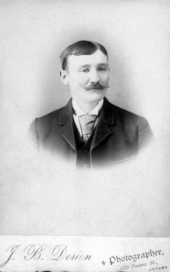 Thomas Butler in 1890