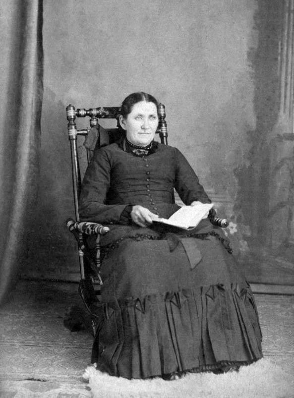 Mme Goyer, 1880