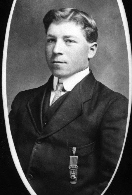 William Léonard, 1912
